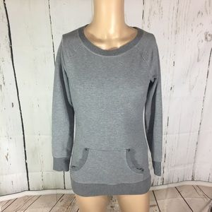 Oakley women's sweater gray size small